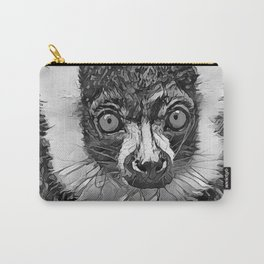 AnimalArtBW_Vari_20170601_by_JAMColorsSpecial Carry-All Pouch