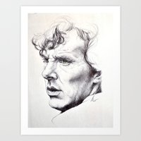 Gods and Monsters Art Print
