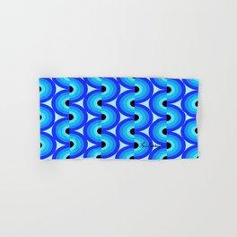 Blue Waves Hand & Bath Towel