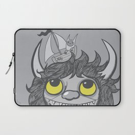 My Moishe (Grayscale) Laptop Sleeve