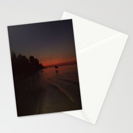 Beach Sunset  Stationery Cards