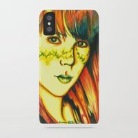 annie hall iPhone & iPod Cases featuring Annie by Papa-Paparazzi