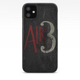 Alkaline Trio iPhone Case