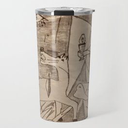 Guernica Travel Mug
