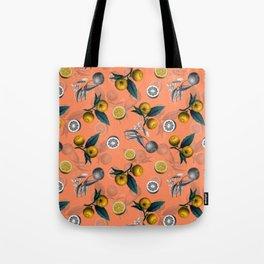 Unfinished Lemons Tote Bag