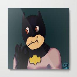 Bats. Metal Print
