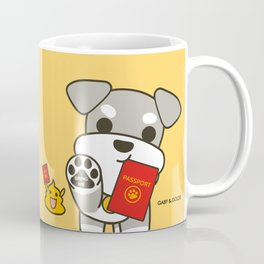 Bring Me With You! Coffee Mug