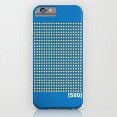 (500) iPhone 6s Slim Case