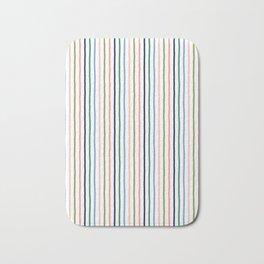 Sugarplum Stripe Bath Mat