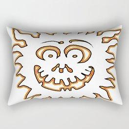Sunburst jGibney The MUSEUM Society6 Gifts Rectangular Pillow