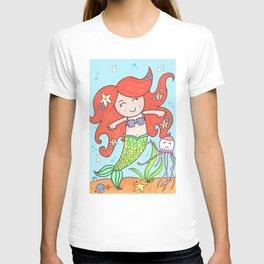 Mermaid Hair T-shirt
