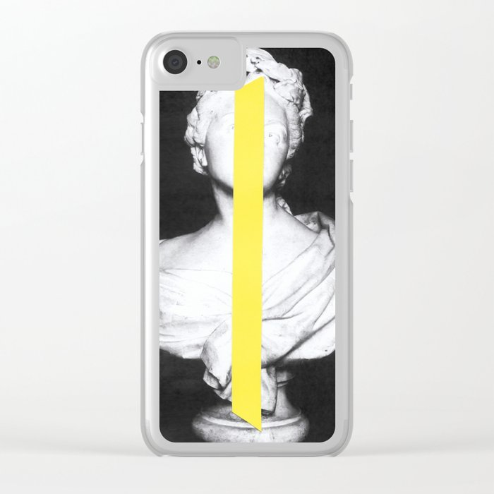 Corpsica 6 Clear iPhone Case