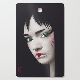 Geisha 2.0 Cutting Board