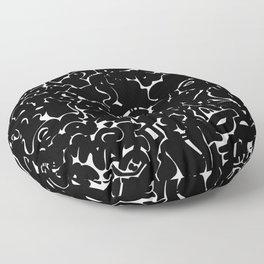 Hieroglyphs Floor Pillow