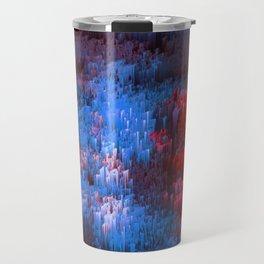 Blue Dance Travel Mug
