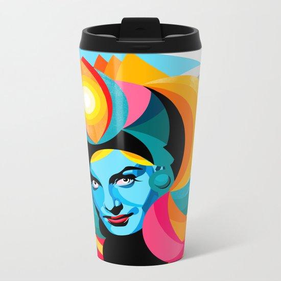 iluminado_01 Metal Travel Mug