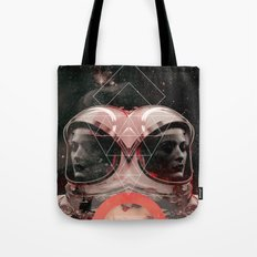 Dreams of space Tote Bag