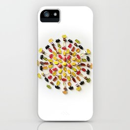 Attraction Haribo iPhone Case