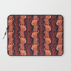 Warm Octopus Reef Laptop Sleeve