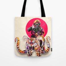 OCTOTIGER OF DOOM Tote Bag