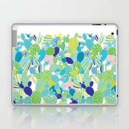 Cactus Mania Laptop & iPad Skin