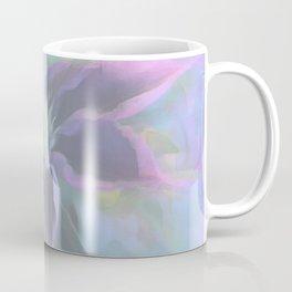 Neon Clematis Coffee Mug