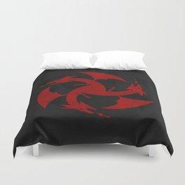 Dragon Banner Duvet Cover