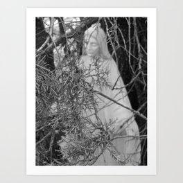 Mother Mary Comes to Me Art Print