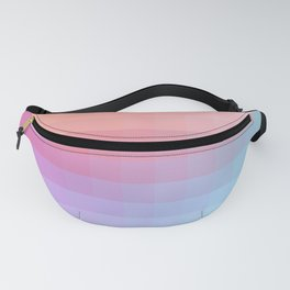 Lumen, Pink and Lilac Light Fanny Pack
