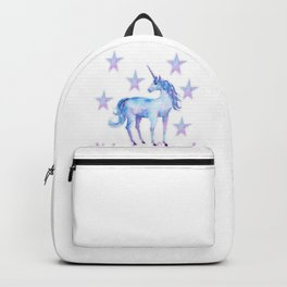 (tshirt) Unicorn squad (stroke) Backpack