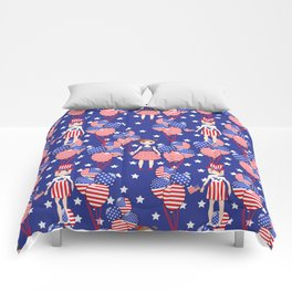 4th July Comforters