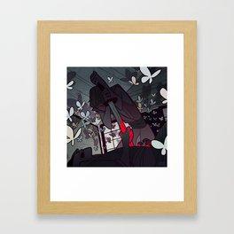 Kumawaka Framed Art Print