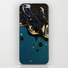 Oil and water - Oilspill iPhone & iPod Skin