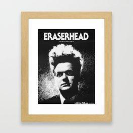 Eraserhead Poster Framed Art Print