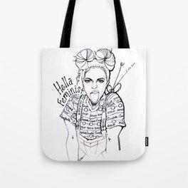 #STUKGIRL EMMA Tote Bag