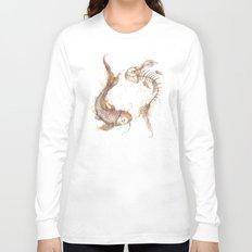 Yin Yang Fish Long Sleeve T-shirt