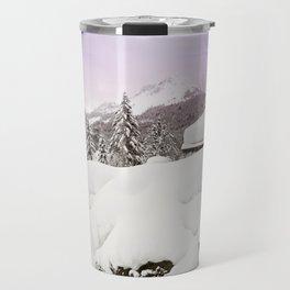 Winter's magic Travel Mug
