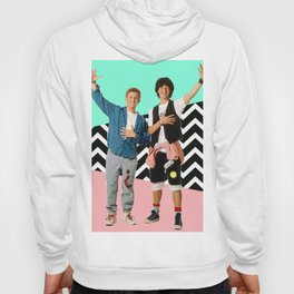 Bill and Ted Hoody