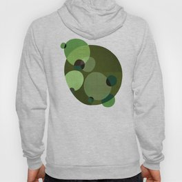 """Retro Green Super Dots"" Hoody"