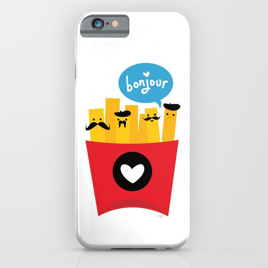 French Fries iPhone & iPod Case