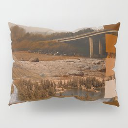 """Cold&Warm"" Pillow Sham"
