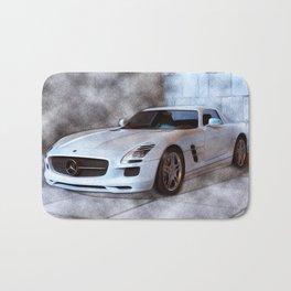 AMG Supercar Bath Mat