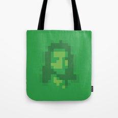 Mosaic Messiah ( Jesus ) Tote Bag