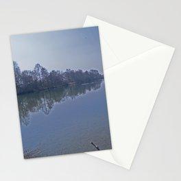 natural lake Stationery Cards