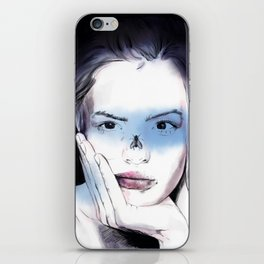 The fly. iPhone Skin