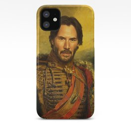 Keanu Reeves - replaceface iPhone Case