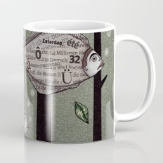 A Fishy Story Coffee Mug
