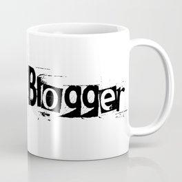 Fashion Blogger Typo Coffee Mug