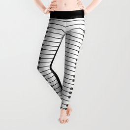 Ebony & Ivory Leggings