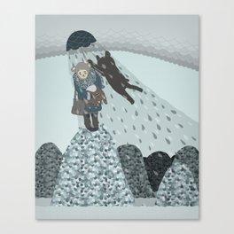 bearkin Canvas Print